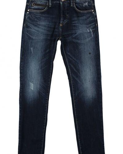 fit jeans från Benetton Fler blåa loose fit jeans Fler loose fit