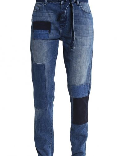 Jeans relaxed fit blue denim Wrangler relaxed fit jeans till dam.