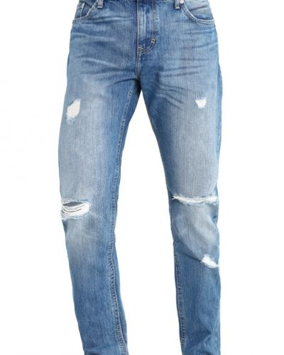 Jeans relaxed fit light blue denim Brooklyn's Own by Rocawear loose fit jeans till dam.