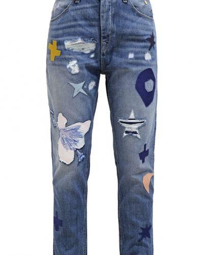 Relaxed fit jeans från Maison Scotch till dam.