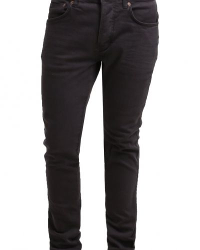 Slim fit jeans från Knowledge Cotton Apparel till dam.