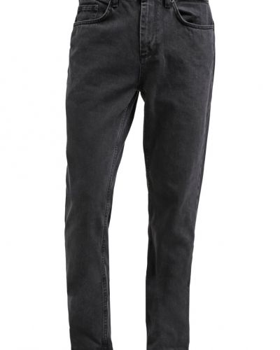 Jeans slim fit black Burton Menswear London slim fit jeans till dam.