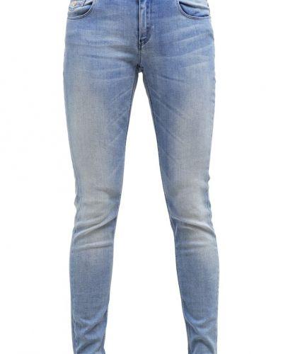 Jeans slim fit unforgettable blue Maison Scotch slim fit jeans till dam.