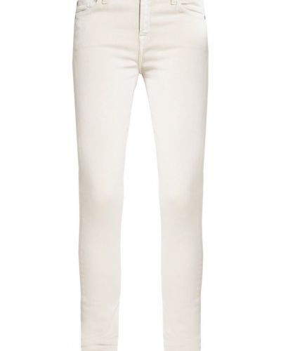 Jeans slim fit white 7 for all mankind jeans till dam.