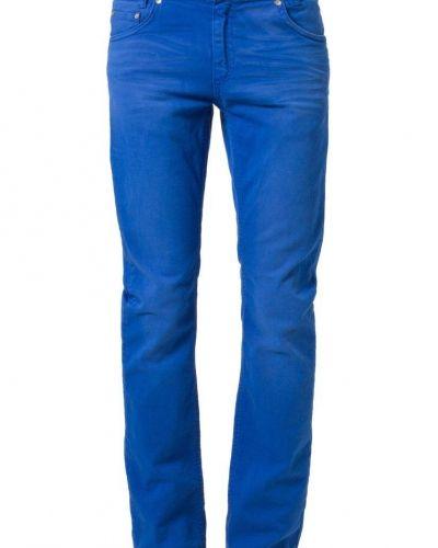 Blå straight leg jeans från Blue Effect till barn.