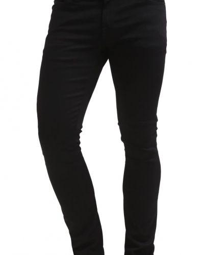 Straight leg jeans från Volcom till dam.