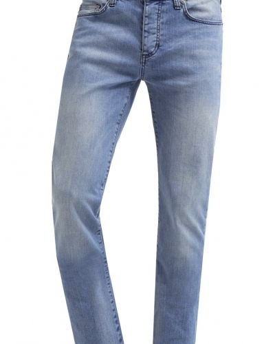 Jeans straight leg light blue Pier One straight leg jeans till dam.