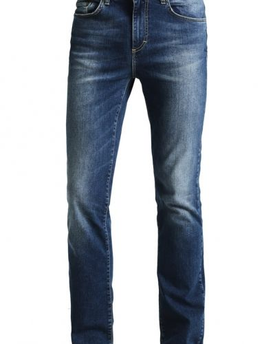 Jeans straight leg visual mid blue Pier One straight leg jeans till mamma.
