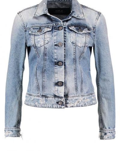Jeansjacka blue denim Replay jeansjacka till mamma.