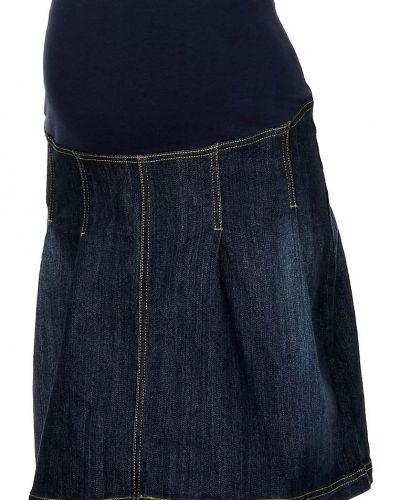 Till tjejer från JoJo Maman Bébé, en blå jeanskjol.