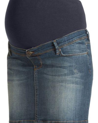 Blå jeanskjol från Noppies till tjejer.
