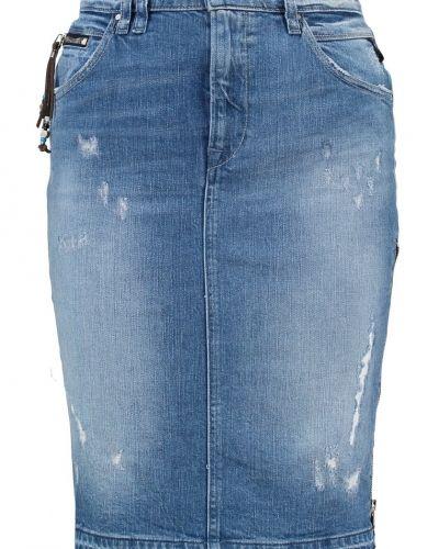Jeanskjol denim Replay jeanskjol till mamma.