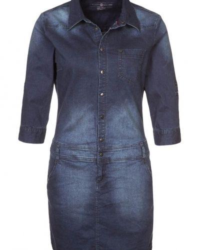 Blå jeansklänning från Tom Tailor Denim till tjejer.