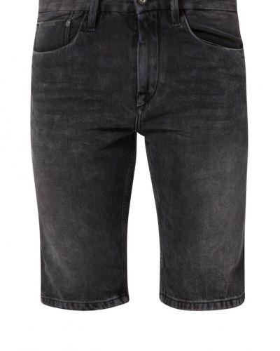 Calvin Klein Jeans Calvin Klein Jeans SLIM Jeansshorts broken in black
