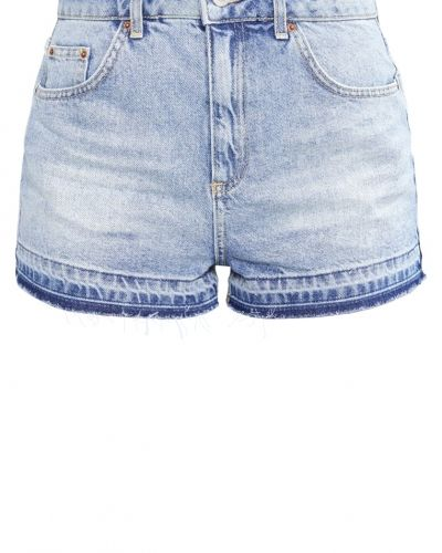 Jeansshorts light denim Topshop jeansshorts till mamma.