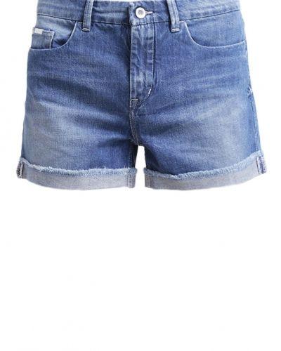 Calvin Klein Jeans Calvin Klein Jeans CUT OFF SHORT Jeansshorts vibrant blue
