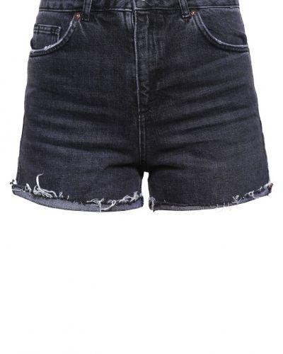 Jeansshorts washed black Topshop shorts till dam.