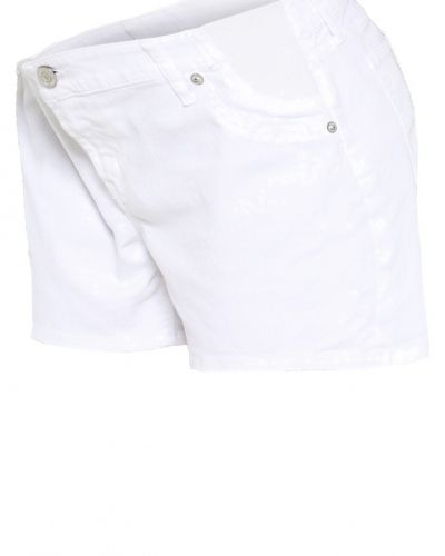 Jeansshorts GAP Maternity Jeansshorts white från Övriga