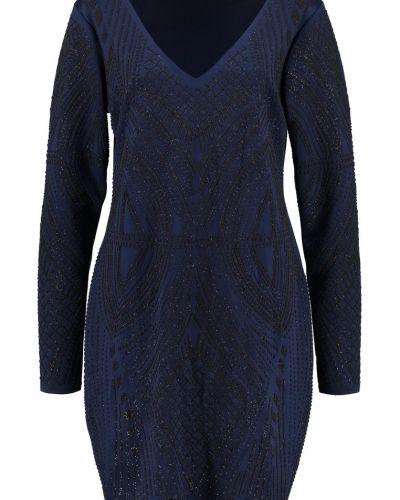 Jerseyklänning dark blue Missguided Plus jerseyklänning till mamma.
