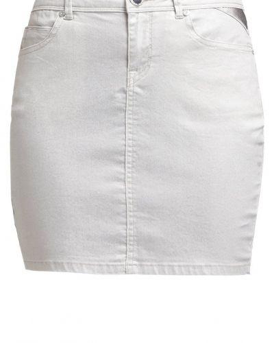 Jila minikjol argente Morgan jeanskjol till tjejer.