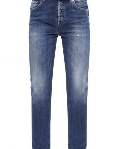 Jeans 7 for all mankind JOSEFINA Jeans relaxed fit blue denim från 7 for all mankind