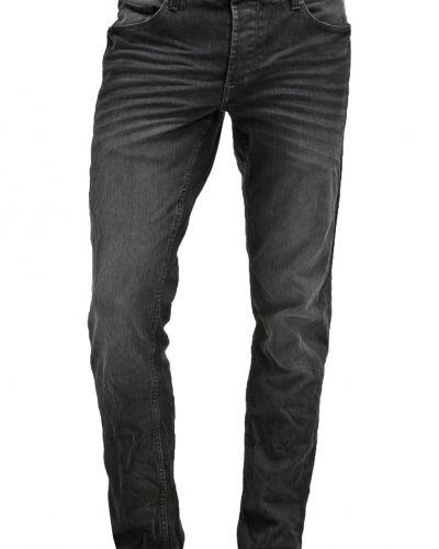 Joy jeans straight leg black Solid straight leg jeans till dam.