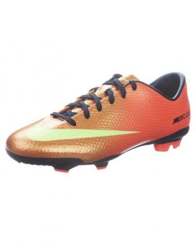 Nike Performance JR MERCURIAL VELOCE FG Fotbollsskor fasta dobbar Orange - Nike Performance - Fasta Dobbar