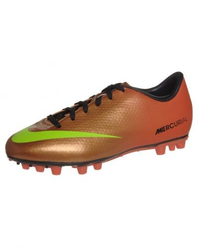 Nike Performance JR MERCURIAL VICTORY IV AG Fotbollsskor fasta dobbar Orange från Nike Performance, Fasta Dobbar