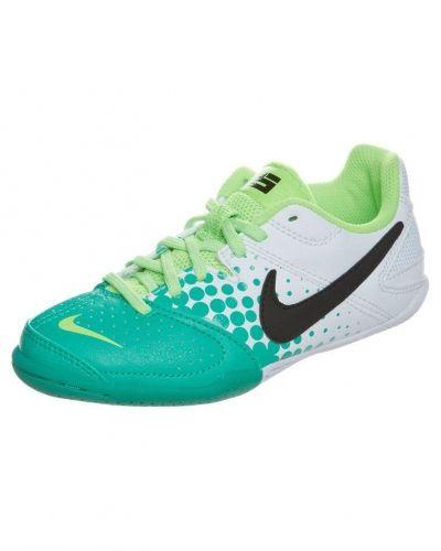 Nike Performance JR NIKE5 ELASTICO Fotbollsskor inomhusskor Turkos - Nike Performance - Inomhusskor