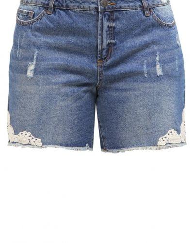 JUNAROSE jeansshorts till dam.