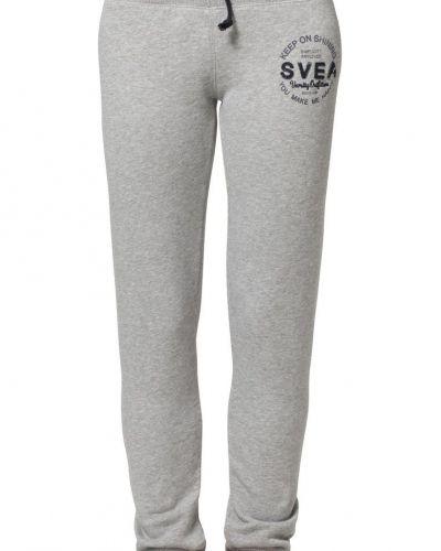 Svea JUBILEE Träningsbyxor Grått - Svea - Träningsbyxor med långa ben