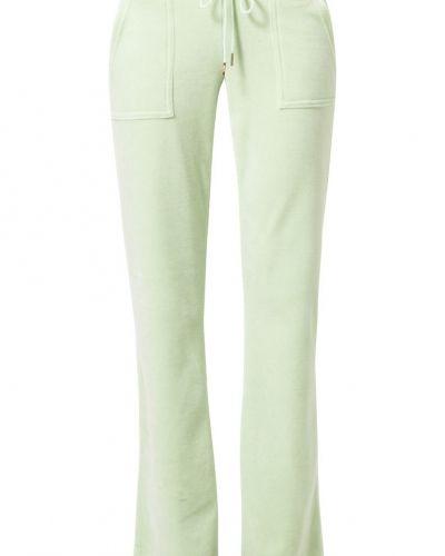 Juicy Couture Träningsbyxor Grönt - Juicy Couture - Träningsbyxor med långa ben