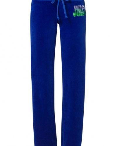 Juicy Couture Träningsbyxor Blått - Juicy Couture - Träningsbyxor med långa ben
