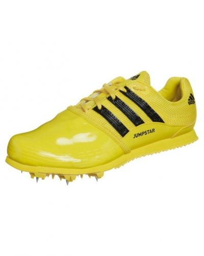 adidas Performance JUMPSTAR ALLROUND Spikskor Gult - adidas Performance - Spikskor
