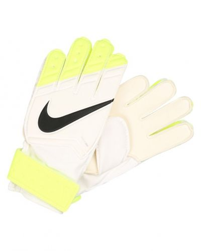 Nike Performance Nike Performance JUNIOR MATCH GOALKEEPER Målvaktshandskar white/volt/black