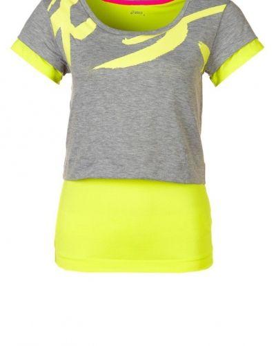 ASICS KANJI Tshirt bas Gult från ASICS, Kortärmade träningströjor