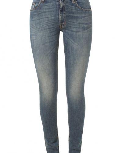 Blå slim fit jeans från Tiger of Sweden Jeans till dam.