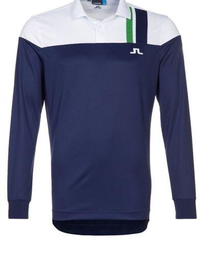 J.LINDEBERG KENDRICK Tshirt långärmad Blått från J.LINDEBERG, Långärmade Träningströjor