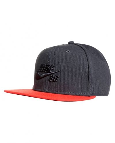 Keps Keps anthracite/max orange/black från Nike Sb