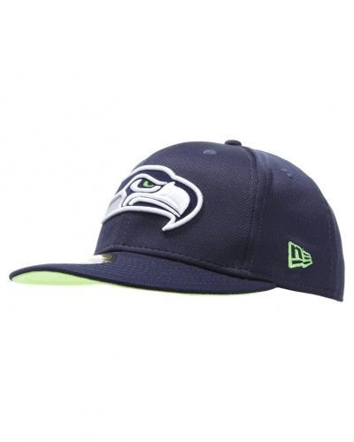 Keps New Era 59FIFTY NFL SEATTLE SEAHAWKS Keps dark blue från New Era
