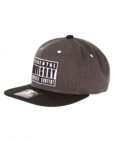 STARTER Starter Keps heather grey/black
