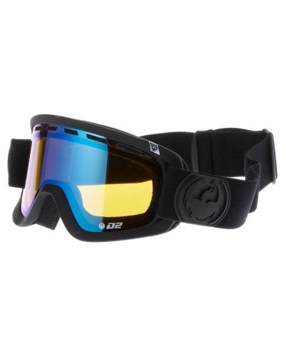 Dragon Alliance D2 KNIGHT RIDER Skidglasögon Svart från Dragon Alliance, Goggles