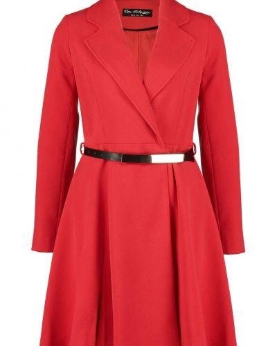 Miss Selfridge Miss Selfridge Kort kappa / rock red