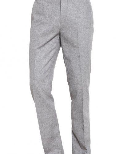 Kostymbyxor grey melange Pier One kostymbyxa till dam.