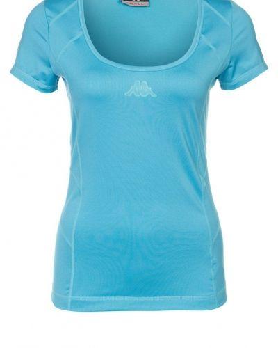 Kappa LAILA Tshirt bas Blått - Kappa - Kortärmade träningströjor