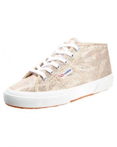 Superga Superga LAMEW Höga sneakers Guld