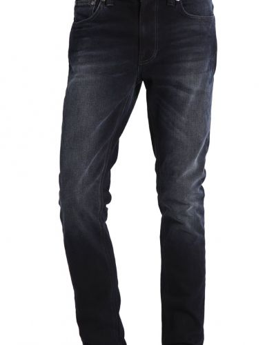 Lean dean jeans slim fit hidden ink från Nudie Jeans