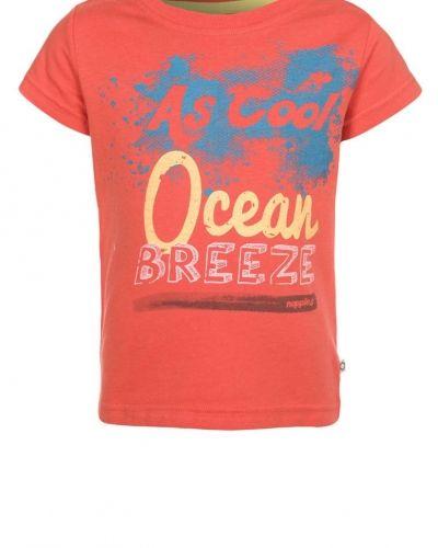 Till barn från Noppies, en orange t-shirts.