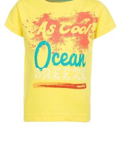 Till barn från Noppies, en gul t-shirts.