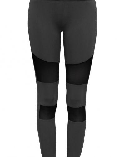 Leggings black Urban Classics leggings till dam.